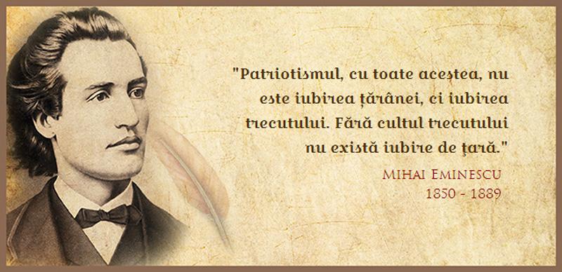 citate despre limba romana mihai eminescu Serviciile secrete din vremea lui Mihai Eminescu și au făcut  citate despre limba romana mihai eminescu
